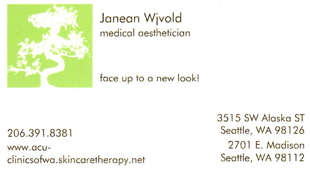 Janaen Wjvold - Medical Aesthetician